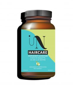 in hair care - croissance et fortification